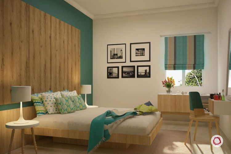 Wall panels for Indian home