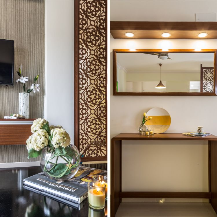 gurgaon apartment jali designs