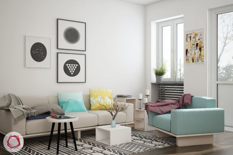How To Maintain Light Color Sofas