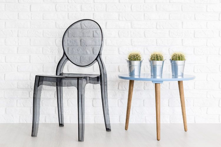 Famous chair designs_ghost chair