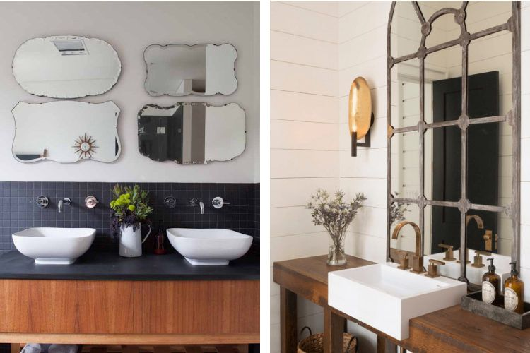 Bathroom decorating tips_use mirrors