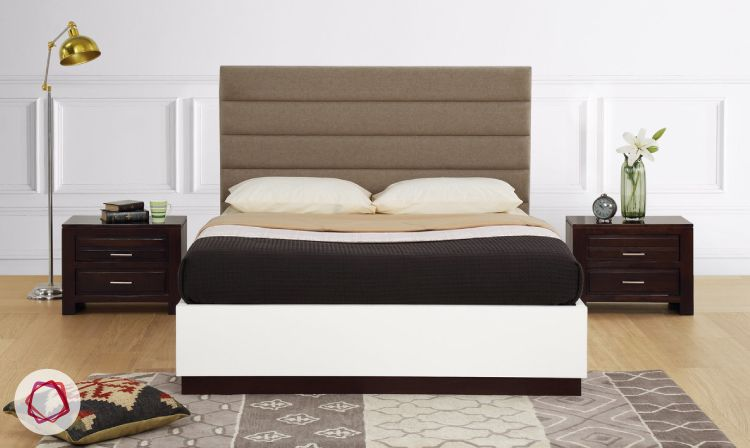 Beds With Upholstered Headboards
