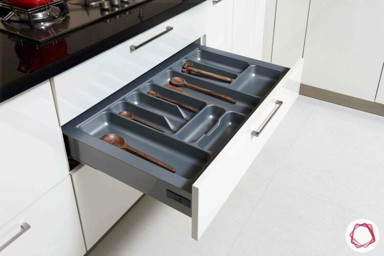 modular kitchen accessories_cutlery tray_kitchen drawer