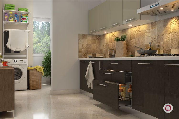 Bangalore interior design_modular kitchen