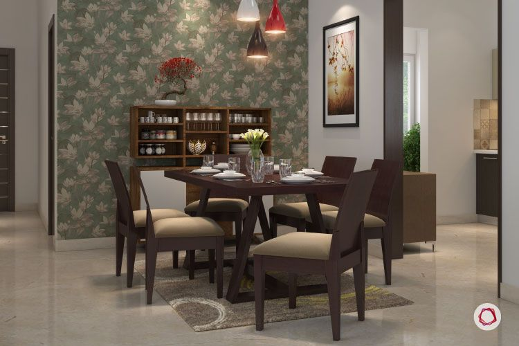 Bangalore interior design_dining room