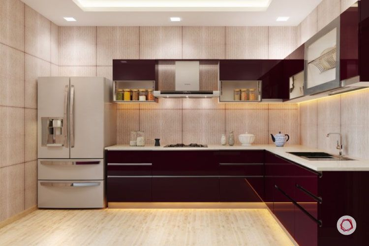 While Designing Your Open Kitchen