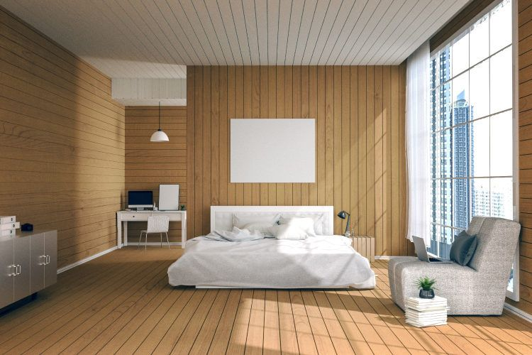 How to make a room look bigger