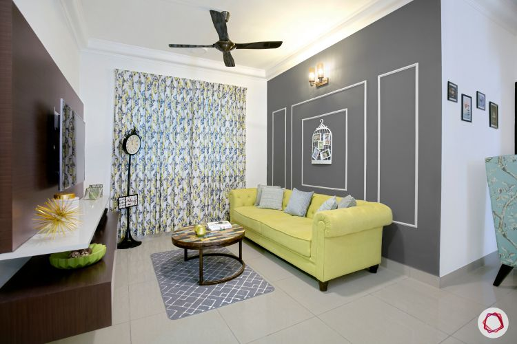 nterior design Prestige Ferns Residency