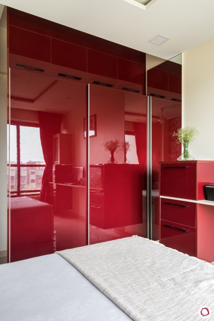 Stunning Red Decor Ideas Used in #LivspaceHomes