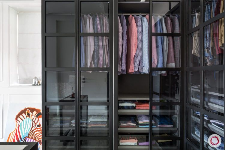 wardrobe-shirts-clothes-glass-panels-inside