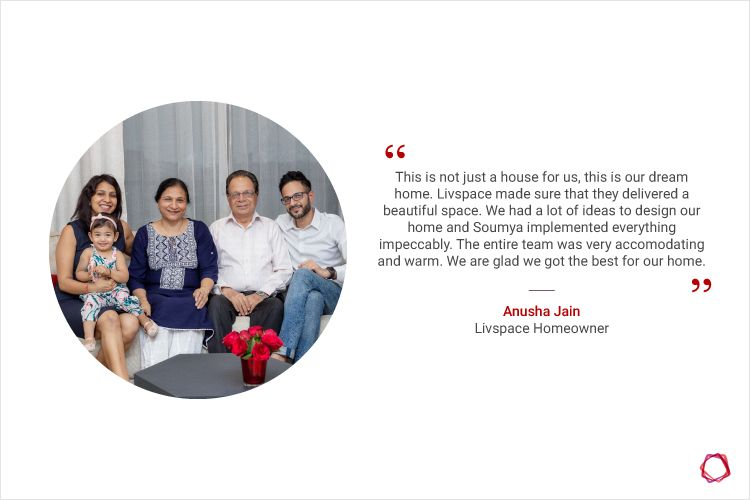 New house design-client quote