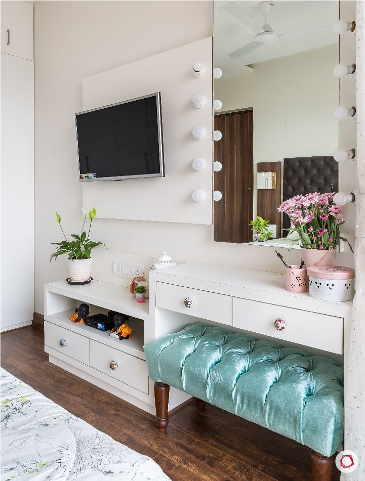 Dressing table design