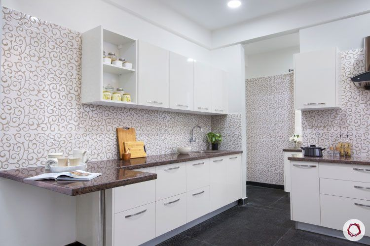 villas-in-bangalore-white-cabinet