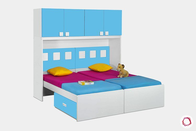 kids-furniture-two-beds