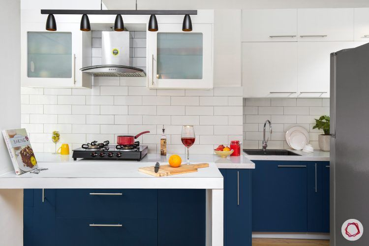 20-Year-Old Compact Kitchen Gets A Dream Makeover