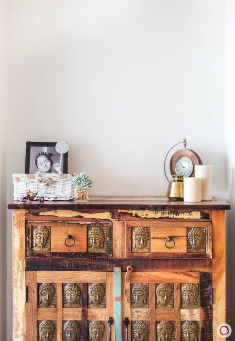 console-table-wooden-table-stylish