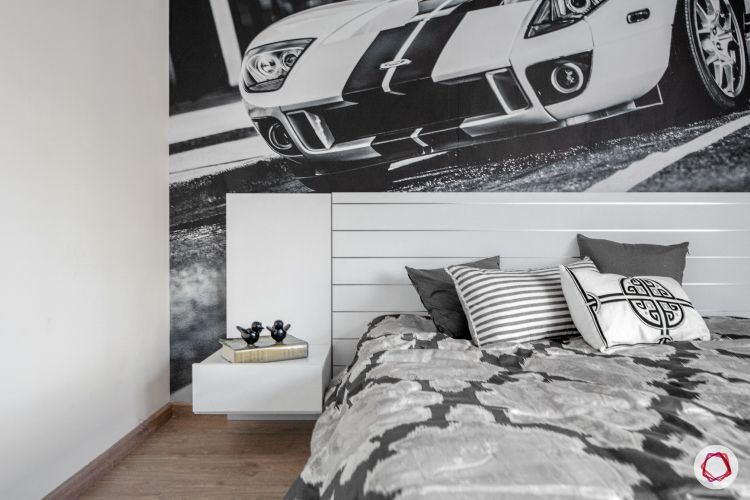 Cleo county home design_sons room bed