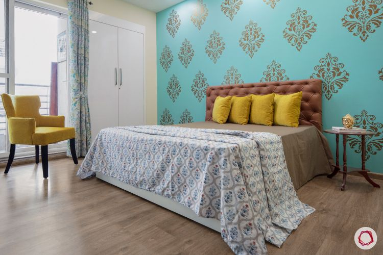 Cleo county home design_mothers room full