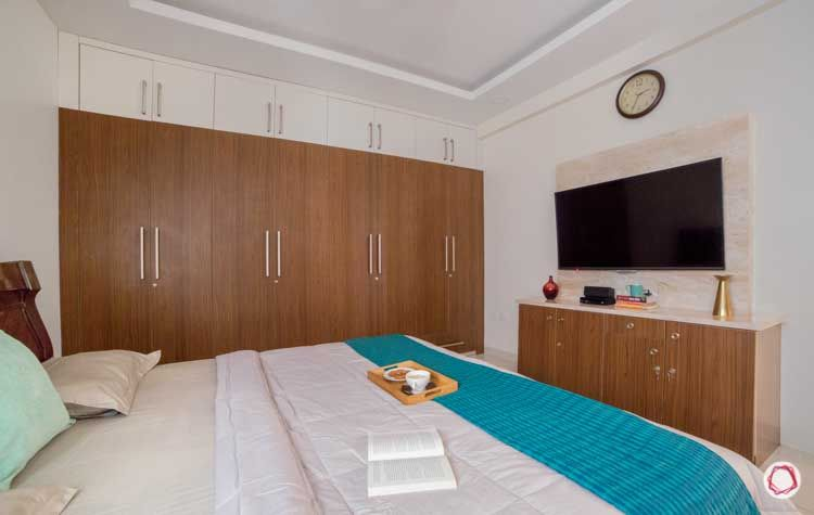 3 bedroom house plan indian style_bedroom 1
