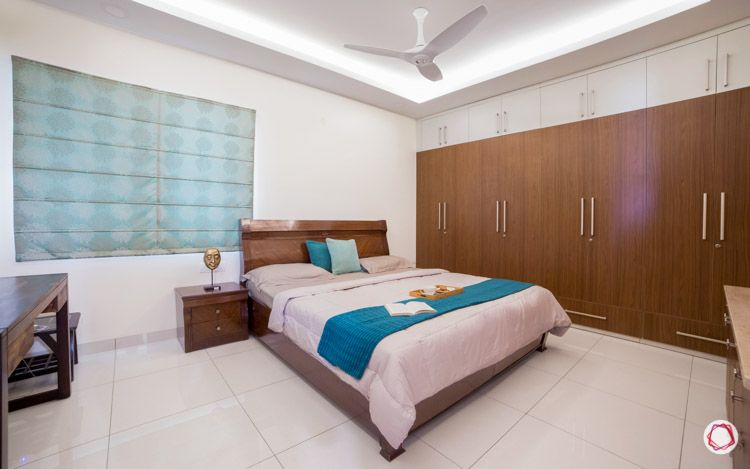 3 bedroom house plan indian style_ bedroom 2