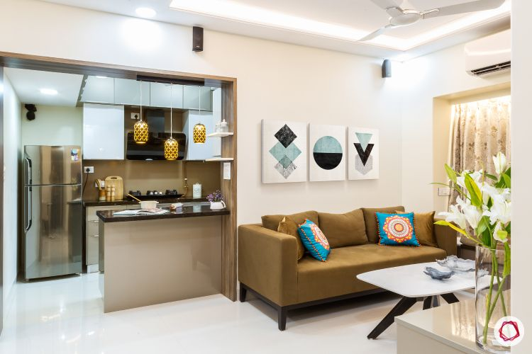 Clever Compact Home For Mumbaikars