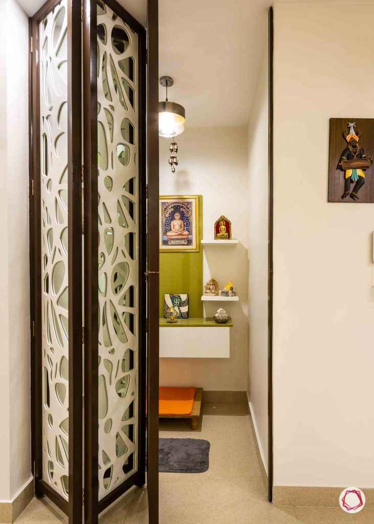 7 Gorgeous Door Ideas For Your Pooja Rooms