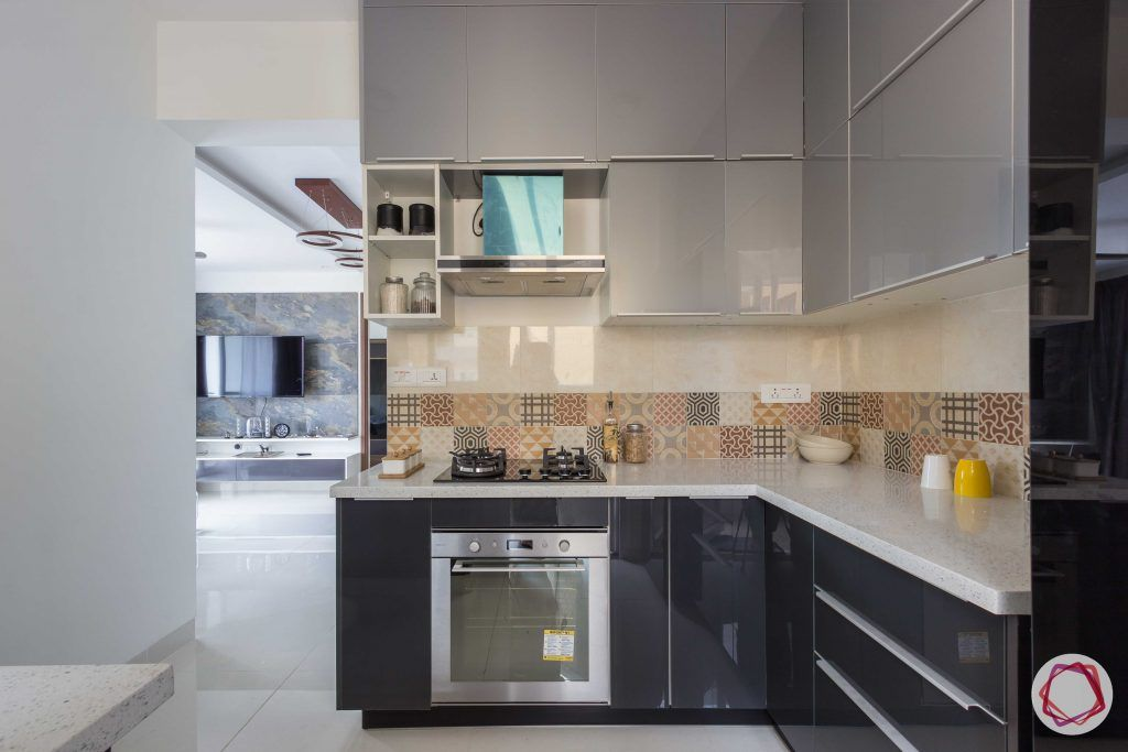 bachelor pad interior design kitchen units