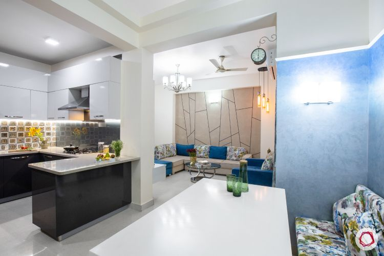 budget interior designers kitchen and dining