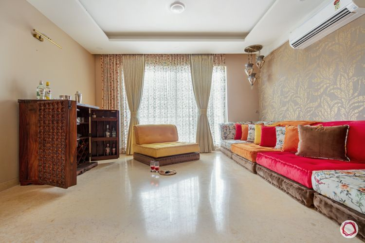 Home interior design photo gallery_big home Tarun Sachdev