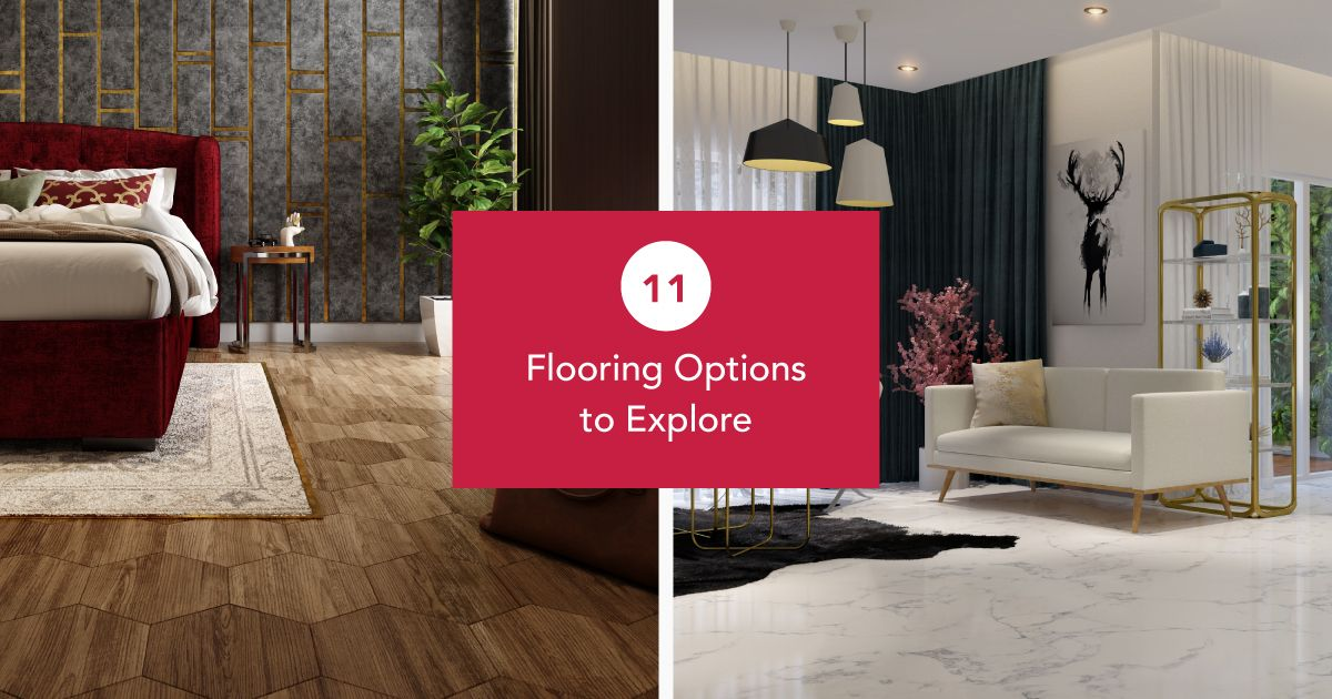 Best Flooring Options For Your Home