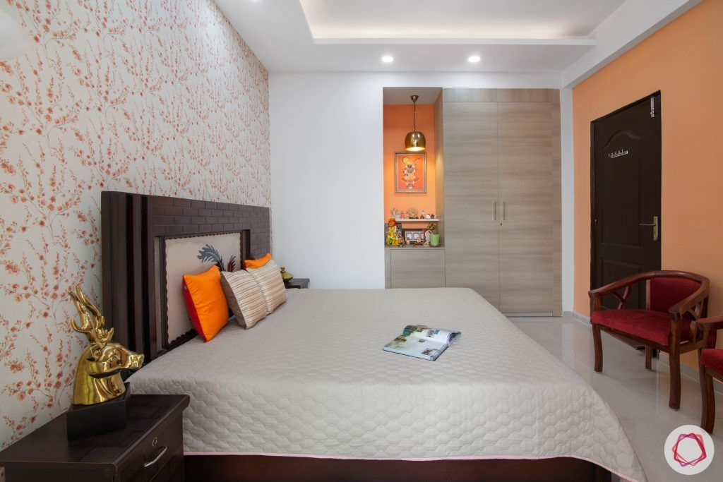 Pooja-Room-Design-Built-into-Wardrobe-Compact-Style