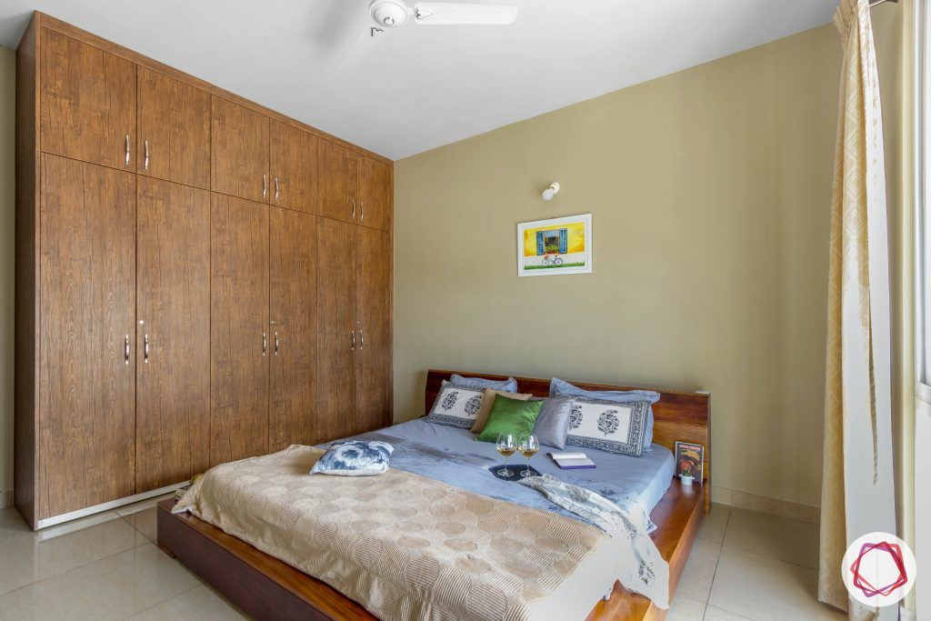 prestige ferns residency bedroom