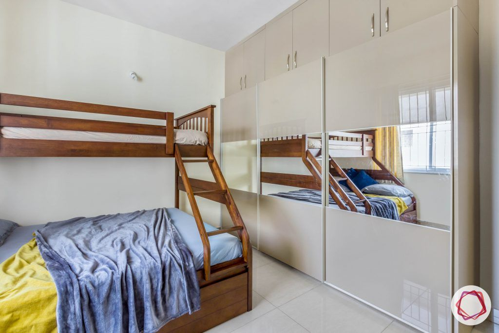 prestige ferns residency kids room