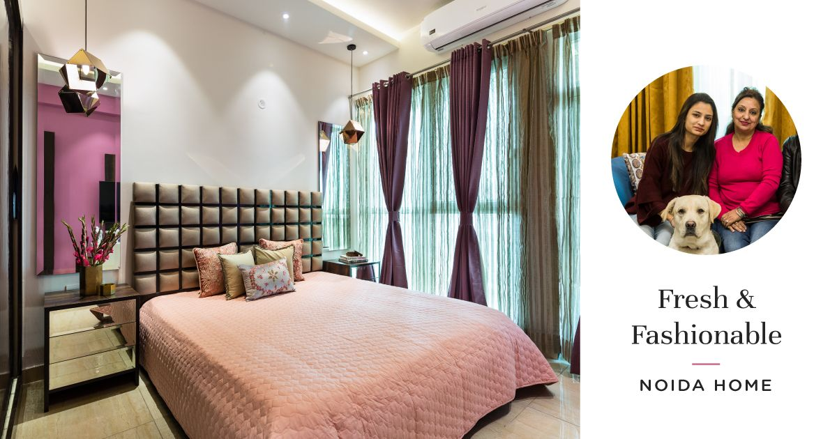 Trendy 3BHK Designed on a Budget