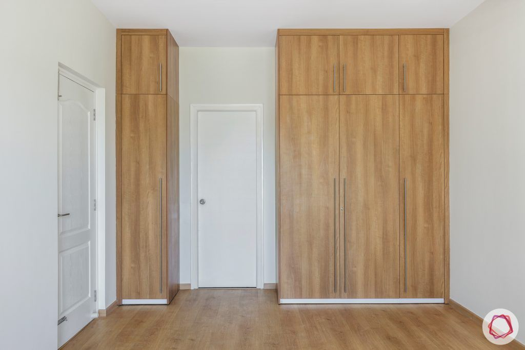 modern wardrobe-brown wardrobe design