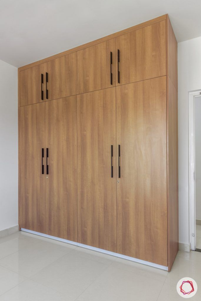 brigade northridge-wardrobe design for bedroom-bedroom storage ideas-laminate finish wardrobe