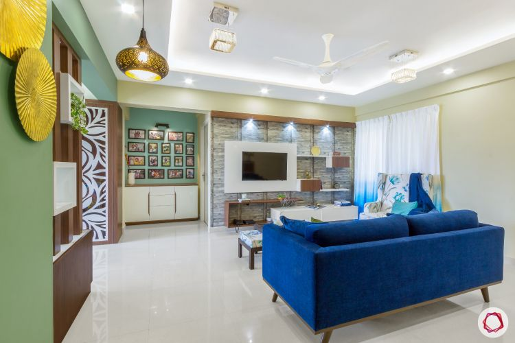 home bangalore-living room-seating area-white flooring-pendant lighting