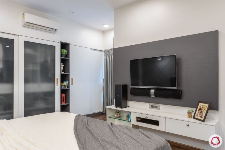 home mumbai-floating TV cabinet designs-media wall for bedroom