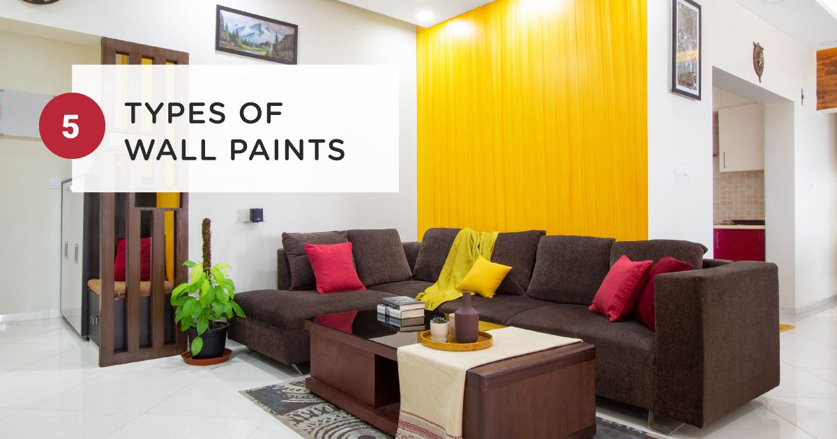 Which Paint is Best for Your Walls?