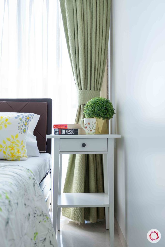 adani western-heights-white furniture designs-white side table designs