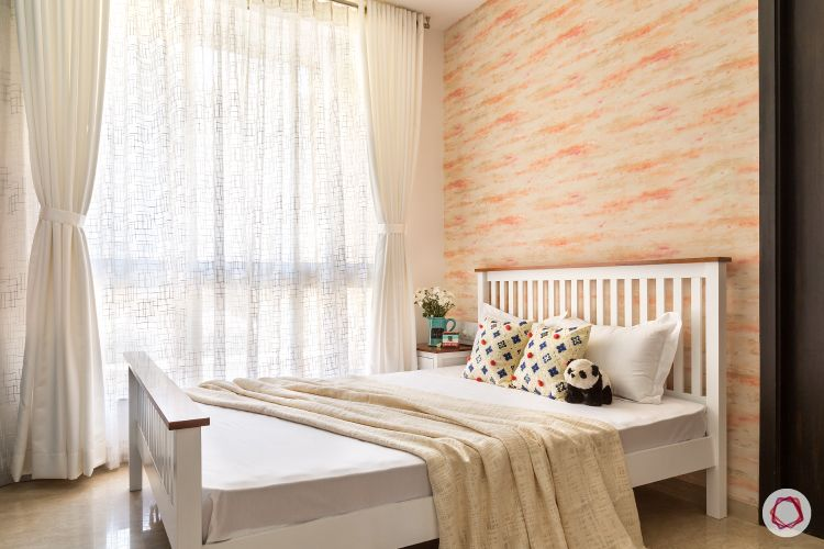 dream room-white bed designs-sheer curtain designs