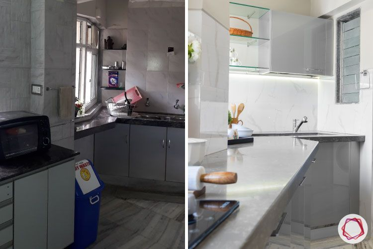 maker-tower-kitchen-layout-cabinets-glass-shelf-counter-space-sink