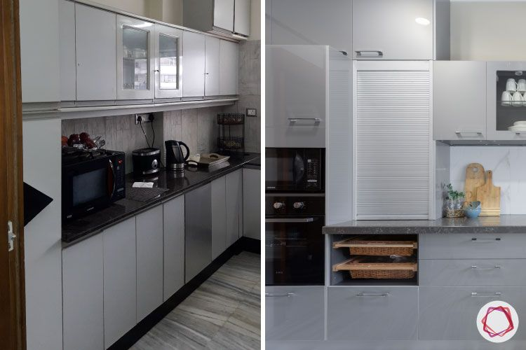 maker-tower-kitchen-before-after-cabinets-storage-drawers-wicker-baskets