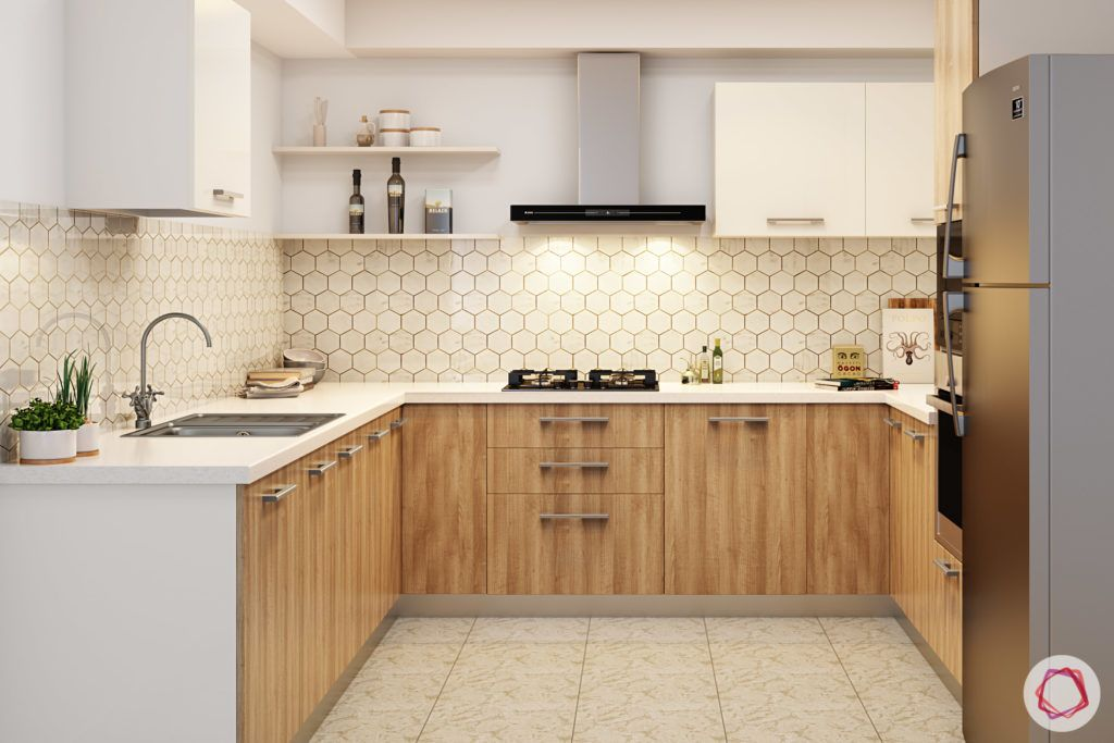 5 Ways To Use Hexagonal Tiles At Home