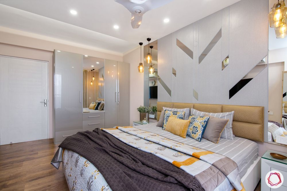 bestech grand spa-master bedroom-silver and gold-silver cabinet