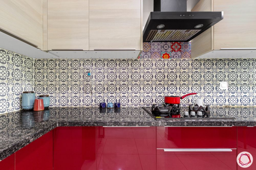 residential-interior-designers-in-bangalore-kitchen-red
