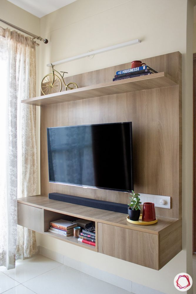 interior design bangalore-3-bhk-in-bangalore-living room-tv unit-laminate