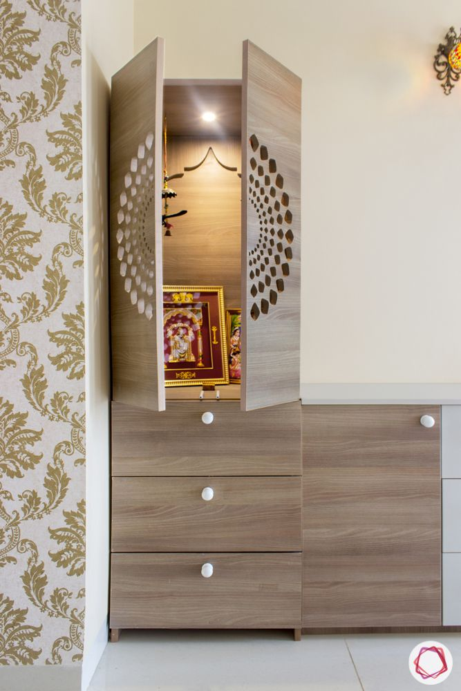 interior design bangalore-3-bhk-in-bangalore-pooja unit-jaali door