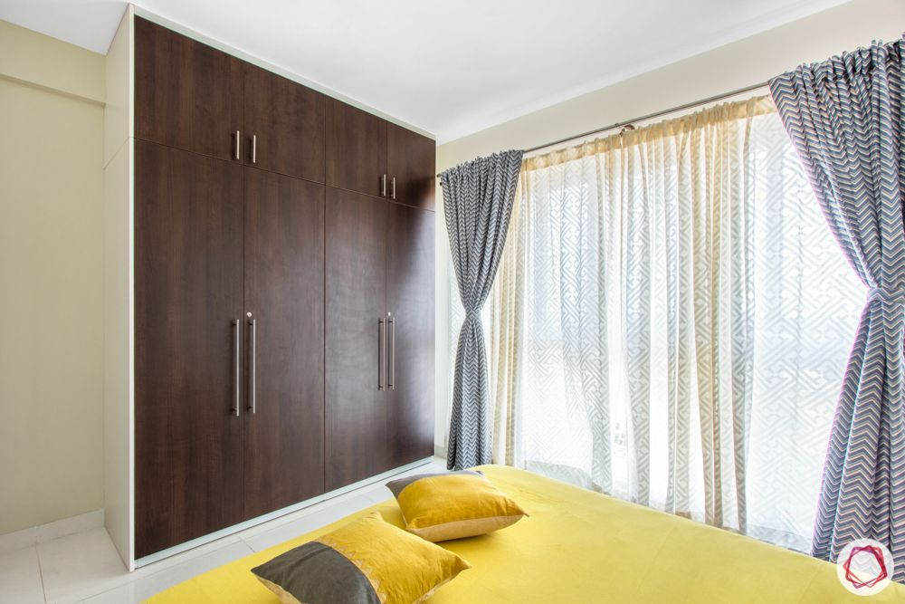 interior design bangalore-3-bhk-in-bangalore-guest bedroom