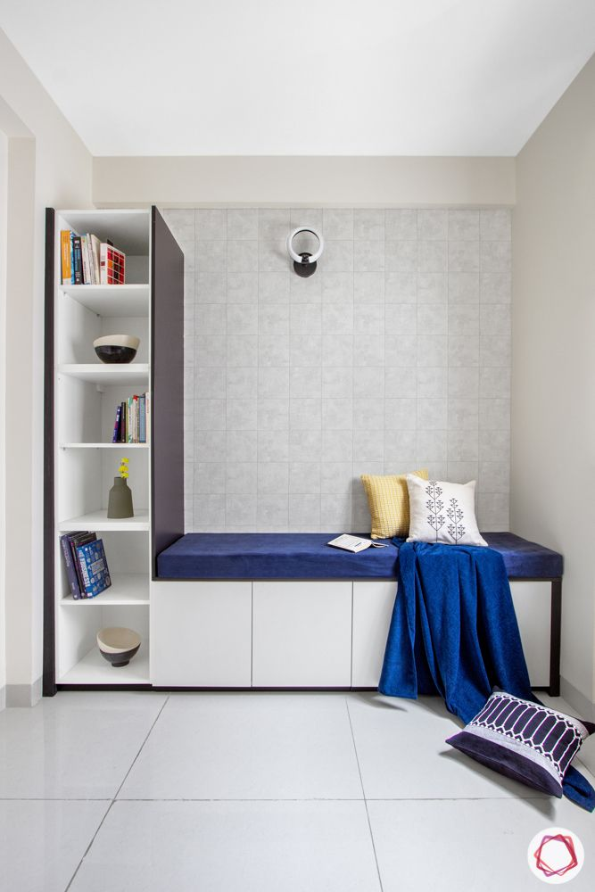 interior design bangalore-3-bhk-in-bangalore-study room-seating-cum-storage